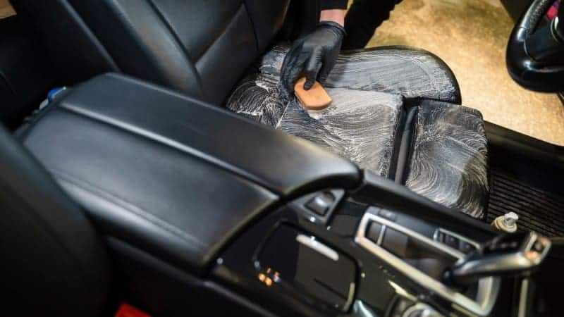 homemade leather conditioner for car seats
