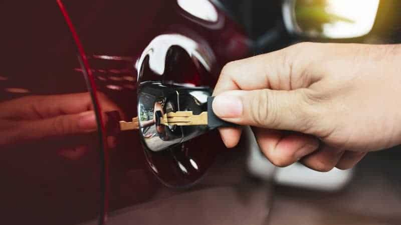 unlock car door service