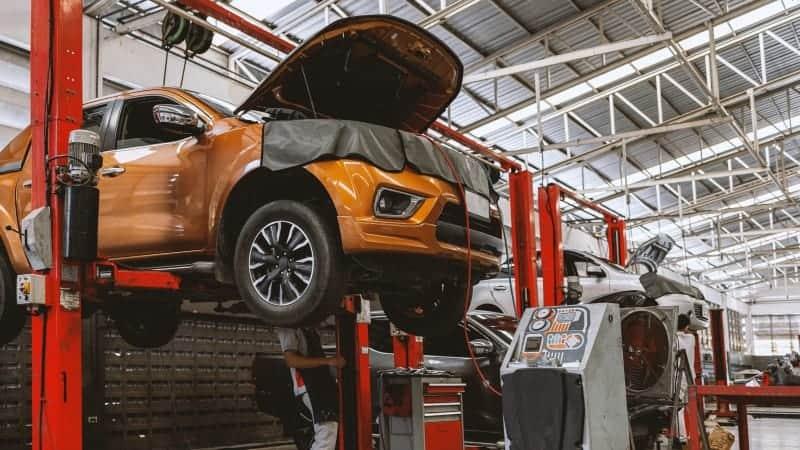 most expensive car repairs uk