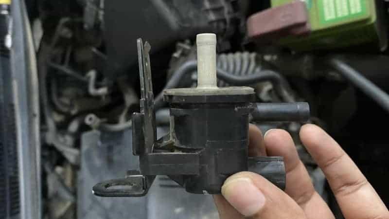 bad purge valve
