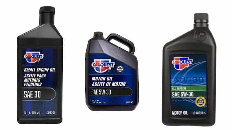 who makes carquest motor oil