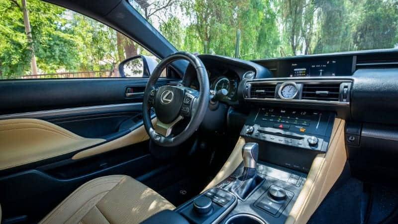 is lexus made by toyota