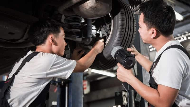 mechanic certification programs near me