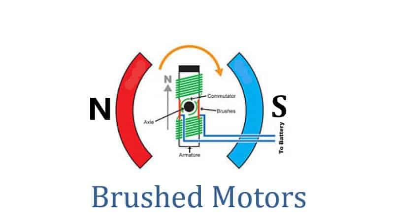 brushed vs brushless motor which is better