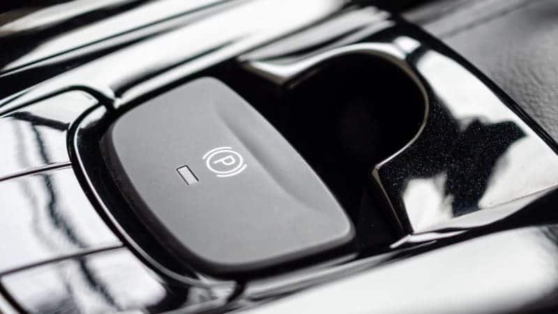 electric parking brake problem acura