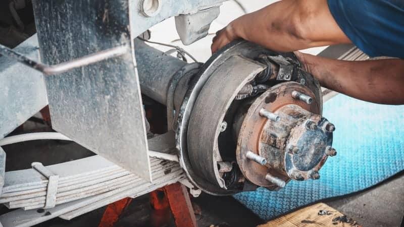 how long do brake pads last km