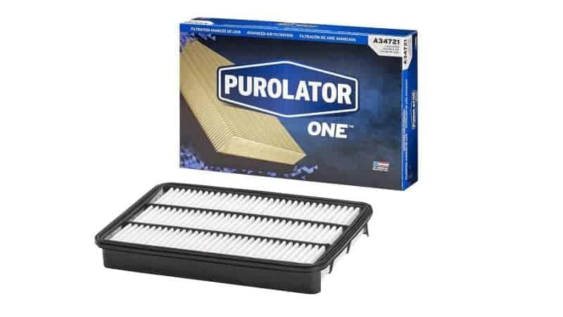 Purolator Engine Auto Air Filters