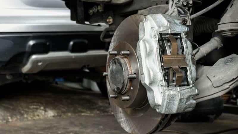 loose brake caliper dangerous