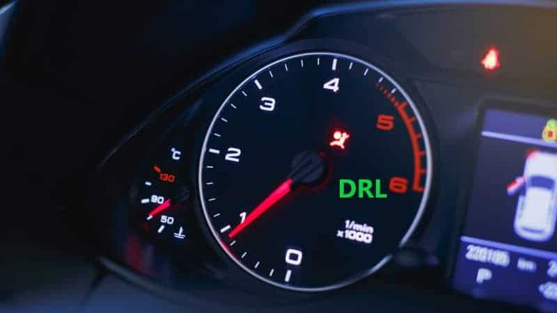 what does drl mean volkswagen