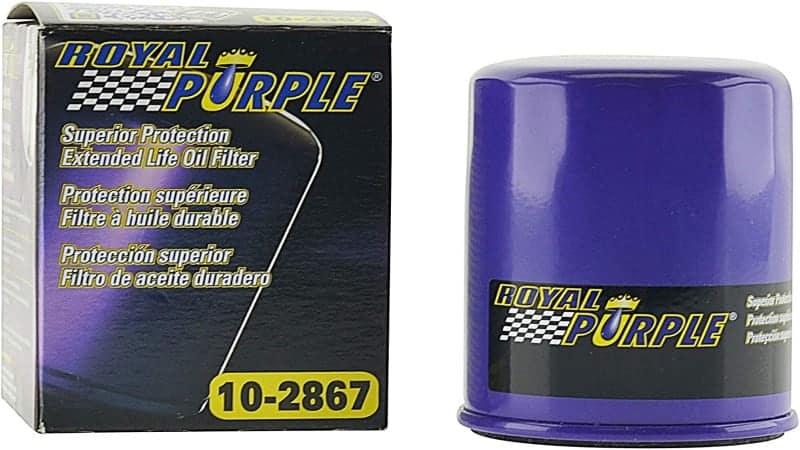royal purple oil filter