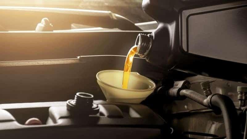 best oil brand for toyota