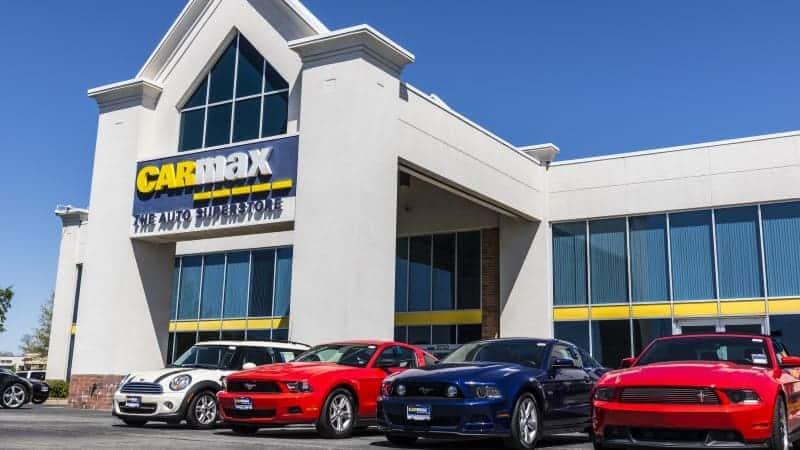 carmax vs dealership
