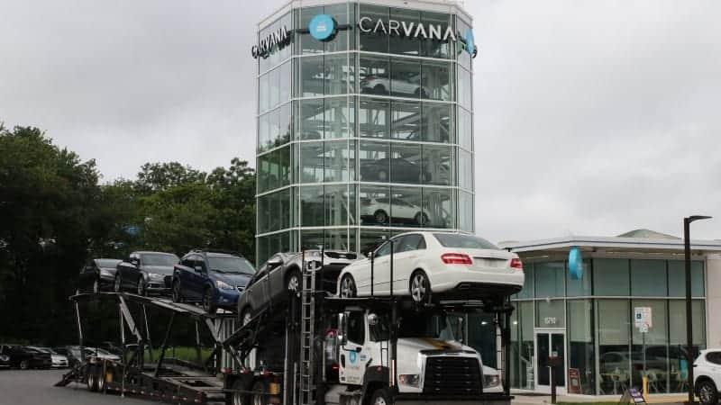 carvana vs dealership