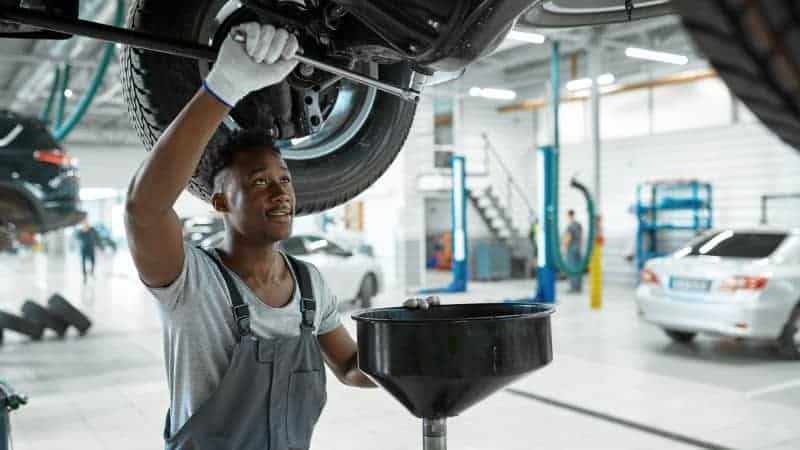 how long can audi go without oil change