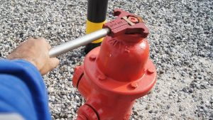 Fire Hydrant Wrench