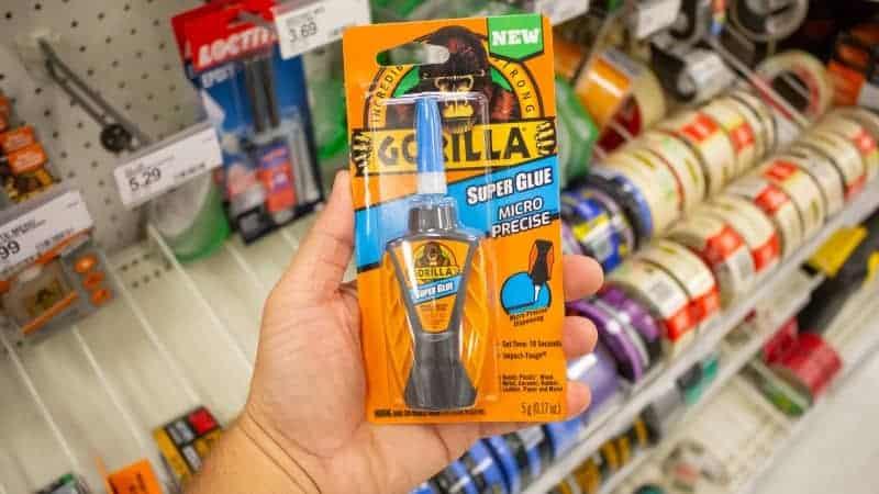 How To Get Gorilla Glue Off Your Hands