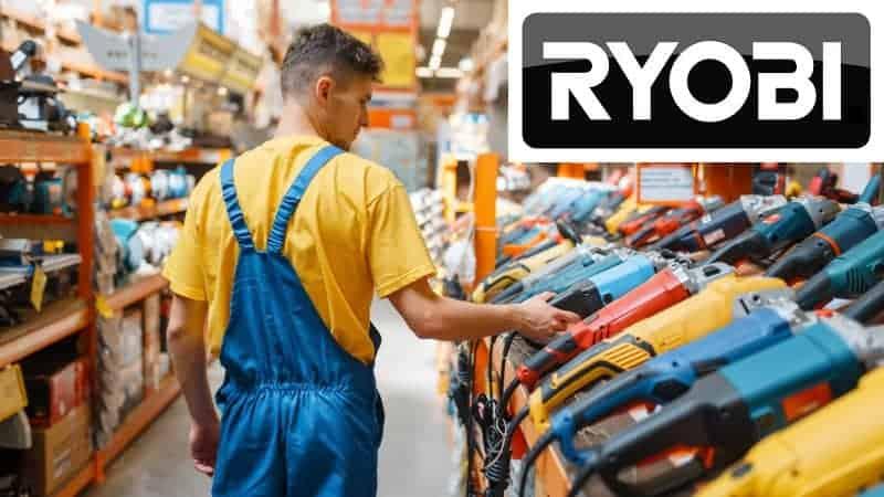 is ryobi made in china