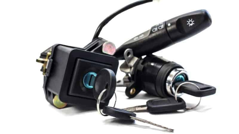 how to wire ignition switch to starter