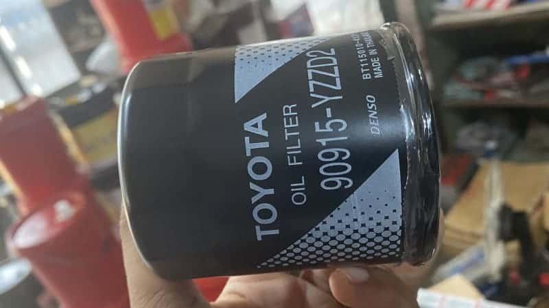 toyota oem oil filter