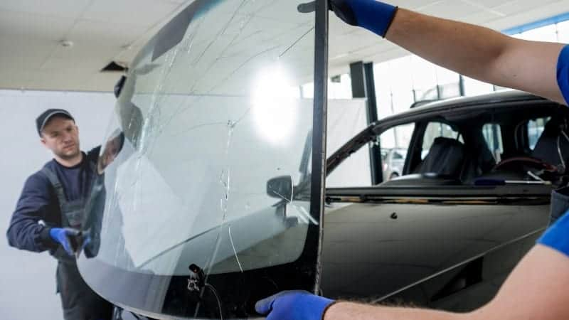 how long can you drive with a cracked windshield