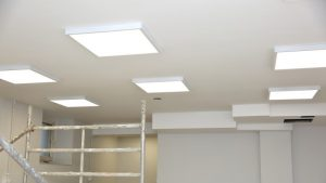 Electric Ceiling Panels