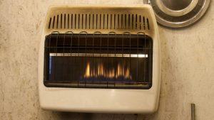 Propane Heating